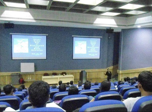 Entrepreneurship Coaching in COEP