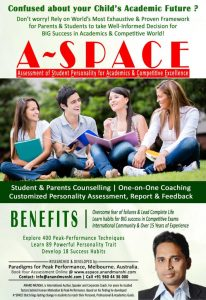 ASPACE - Student Assessment Program