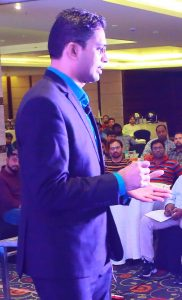 Anand Munshi - List of Corporate Events in India