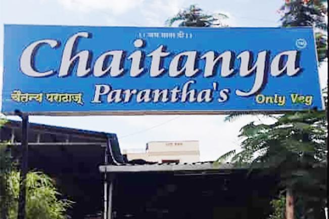 Chataniya Parathas – Pune