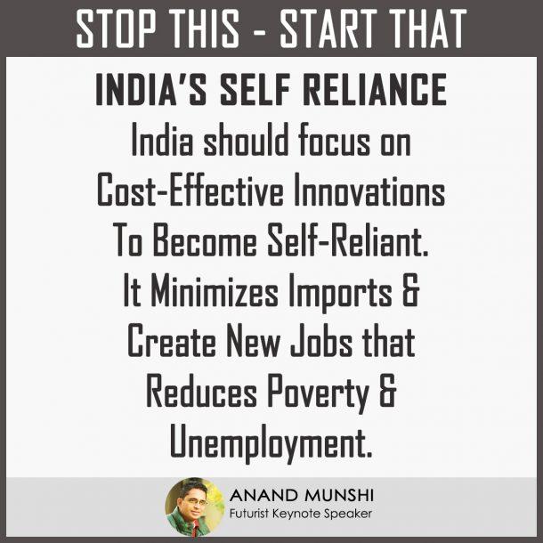 Global-Futurist-View-Indias-Self-Reliance