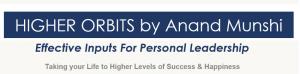 Higher Orbits - Newsletter Header