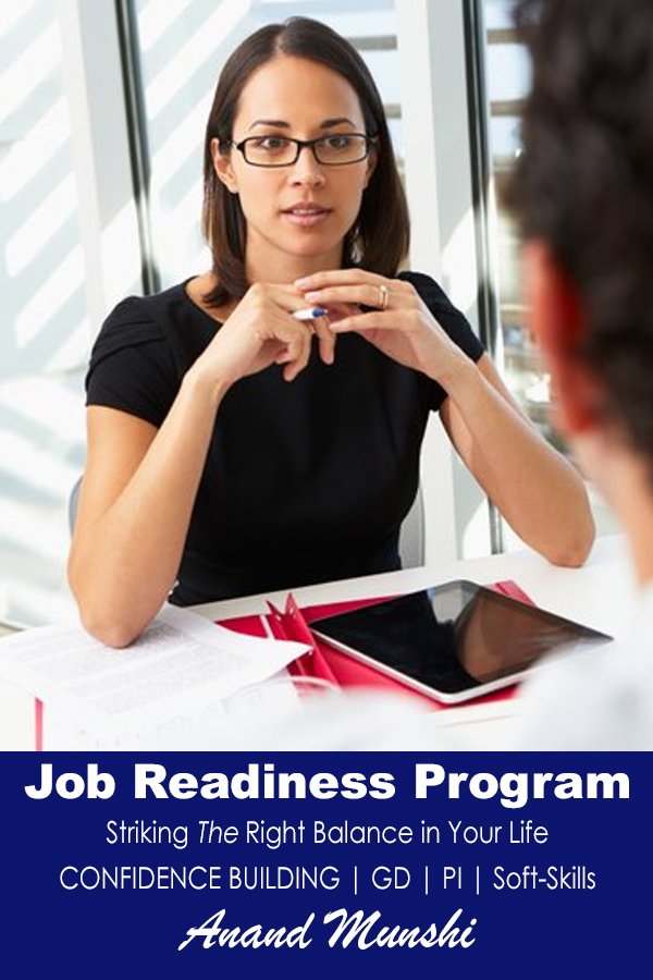Popular Youth Motivational Offerings - Job Readiness Program