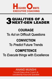 Three Qualities of Next-Gen Leaders