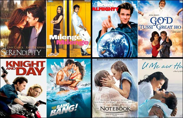 Top 10 Hollywood & Bollywood Movies to Watch