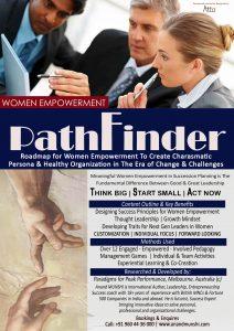 Women Empowerment - The Path Finder